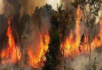 آتش این&#۸۲۰۴;بار در قلب ارسباران