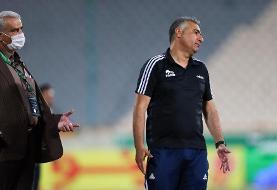 الهامی : اول تکلیف بازیهای عقب افتاده  دیگر تیمها را مشخص کنند