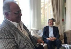 صالحی امیری: پیگیر طلای المپیک کمیل قاسمی هستیم/ لالوویچ همکاری خوبی دارد