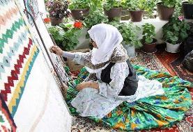 روستای عنبران آستارا به عنوان دهکده گلیم ایران پیشنهاد شد