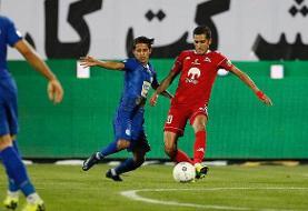 استقلال همچنان در سراشیبی سقوط/ فقط دو امتیاز از چهار بازی آخر!