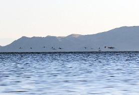 میزان آب دریاچه ارومیه به ۴.۲۹ میلیارد متر مکعب رسید