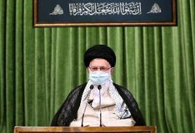 رهبر انقلاب: همه مشکلات موجود قابل حل است/ مردم مخالف تشنج میان قوا هستند
