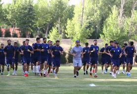 اسامی بازیکنان مبتلا به کرونا در تیم استقلال از زبان سرپرست تیم