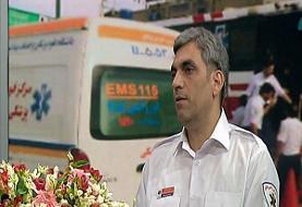 افزایش تعداد مصدومان حادثه حریق در پمپ بنزین تاکستان/ جانباختن دو نفر