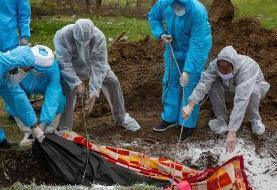 ثبت ۶۵ درصد فوتیهای کرونا در تیرماه