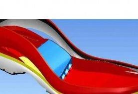 طراحی کفش ورزشی با مکانیزم هیدرولیکی