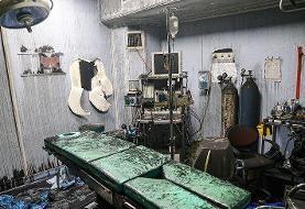 آزادی ۱۱ نفر از بازداشتیهای آتشسوزی کلینیک سینا مهر به قید وثیقه   حادثه امنیتی بود؟