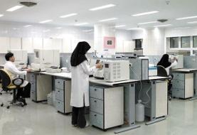 انجام روزانه ۷۰۰ تست مولکولی تشخیص ویروس کرونا