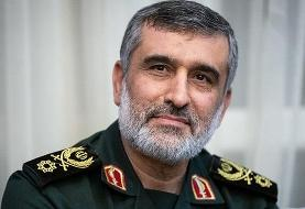 سردار حاجیزاده: فناوریهای روز دنیا را برای تولید موشک و پهپاد در اختیار داریم