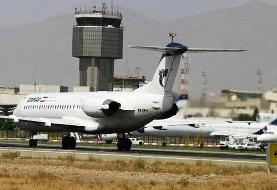 کاهش ۴۷ درصدی جابجایی مسافر در فرودگاههای کشور