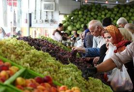 ببینید | خطر ابتلا به کرونا در میادین میوه و ترهبار