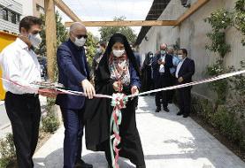 افتتاح اولین پروژه پیشتاز تجمیعی و طرحهای بهسازی خرد مقیاس مشارکتی در منطقه۱۳