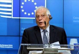 اتحادیه اروپا: ترکیه به تعهداتش درباره لیبی احترام بگذارد