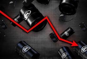 نگرانیهای کرونایی نفت را کاهشی کرد