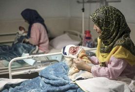 افزایش ۴ برابری ابتلای مادران باردار فارس به کرونا