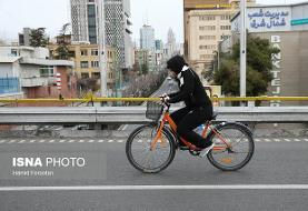 ارائه پارکینگ رایگان و امن دوچرخه در ساختمانهای شهرداری