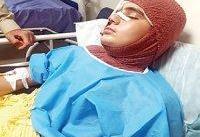 مرگ کوچک&#۸۲۰۴;ترین قربانی اسیدپاشی پس از ۲ سال