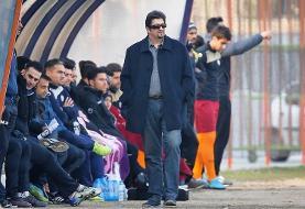 رأی بازی با استقلال باعث استعفای مربی پارس شد!