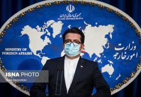 واکنش ایران به تنش در منطقه قره باغ