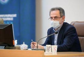 تعطیلی فعالیت برخی مشاغل در تهران