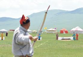 (تصاویر) رویداد بیسابقه در مغولستان؛