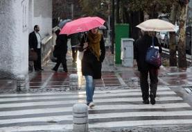 هشدار سیل در تهران | تداوم بارشهای تابستانی در برخی از استانها