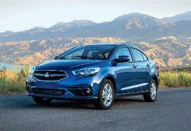(تصاویر) K۱۳۲ یا شاهین؛ مقایسه نسل جدید ماشینهای ایران خودرو و سایپا