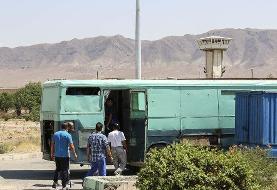(تصاویر) آزادی زندانیان جرایم غیر عمد