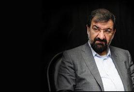 محسن رضایی درگذشت مادر شهید همت را تسلیت گفت
