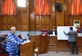 یازدهمین جلسه رسیدگی به اتهامات اکبر طبری