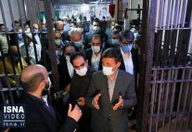 ویدئو / آغاز فرایند آزادی بیش از ۲۵۰۰ زندانی جرائم مالی غیرعمد