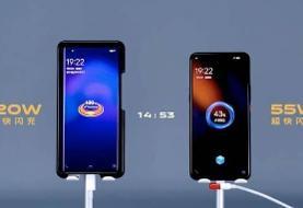 گوشی جدیدی که در ۱۵ دقیقه کاملا شارژ میشود