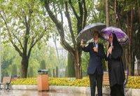 بارش&#۸۲۰۴;های تابستانه در برخی استان&#۸۲۰۴;ها/ هوای ابری و بارانی تهران تا دو روز آینده