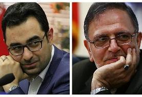 آخرین وضعیت پرونده سیف و عراقچی | این دو در بازداشت هستند؟