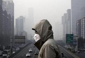 تاثیر آلودگی هوا بر افزایش همهگیری کرونا