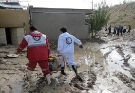 امدادرسانی به بیش از هزار نفر طی ۴ روز گذشته