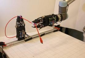 رباتی که به راحتی با سیمها کار میکند