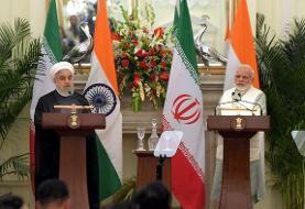 ایران تصمیم گرفت هند را از پروژه خط آهن بندر چابهار کنار بگذارد