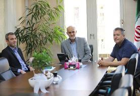 برگزاری نشست سرمربی تیم ملی با دبیرکل