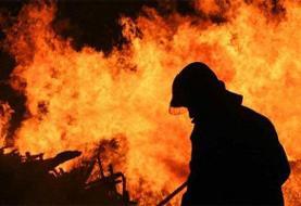 کارخانه لنجسازی در بوشهر آتش گرفت