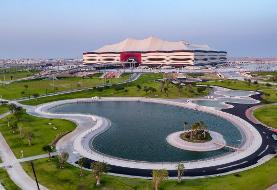 برنامه مسابقات فوتبال جام جهانی ۲۰۲۲ رسما اعلام شد | تصویر ورزشگاه افتتاحیه جام جهانی قطر