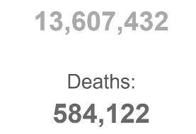 آخرین آمار رسمی کرونا در ایران و جهان | وضعیت نامطلوب عربستان | نوار غربی ایران قرمز شد