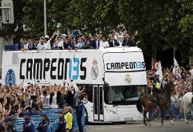 جشن قهرمانی بدون هواداران| رئال مادرید بیانیه صادر کرد