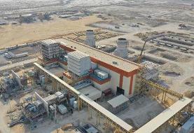 بهره برداری از بزرگترین پروژه شیرین سازی آب دریا در هرمزگان