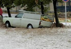 سیل گلستان؛ آب گرفتگی چند شهرستان و انسداد راههای ۳۳ روستا