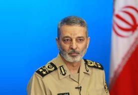 فرمانده کل ارتش ارتحال آیتالله سید محمد حسین سجادی را تسلیت گفت