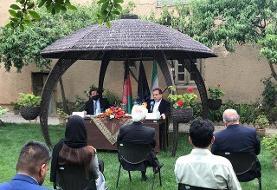 عراقچی: طالبان یک واقعیت است