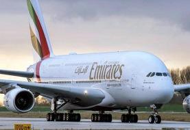 امارات پروازهای خود به ایران را از سر میگیرد
