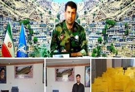 ترور ۲ عضو کاروان بسیج مردمیاری در سروآباد کردستان